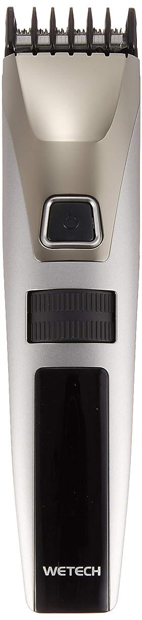 困惑した屋内スカープWETECH デジタルバリカンEX WJ-740 WJ-740