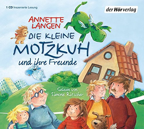Die kleine Motzkuh: und ihre Freunde
