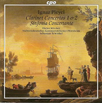 Pleyel, I.J.: Clarinet Concertos Nos. 1 and 2 / Sinfonia Concertante in B-Flat Major