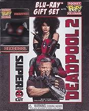 Deadpool 2 Blu-ray Gift Set with Pocket Pop! Keychain
