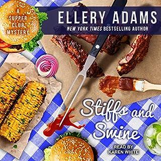 Stiffs and Swine audiobook cover art
