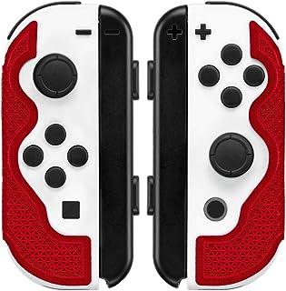 DSP Grip NSW Joy-Con - Crimson Red - Nintendo Switch