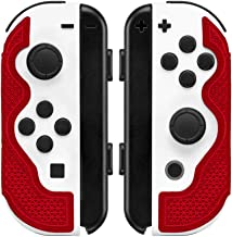 DSP Grip NSW Joy-Con - Crimson Red - Nintendo Switch