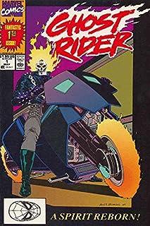 Ghost Rider (Vol. 2) #1 VF/NM ; Marvel comic book