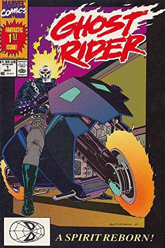 Ghost Rider (Vol. 2) #1 FN ; Marvel comic book