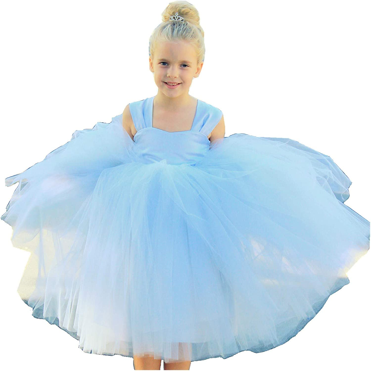 Sweetheart Neck Top Tutu Pageant Girl Dress Special Events Receptions 201