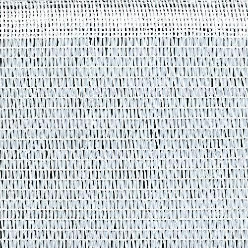 Tenax Soleado Filet Brise Vue Occultant, Blanc, 500x0,1x100 cm