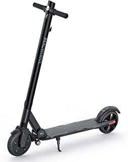 Macwheel Electric Scooter, 17 Miles Long Range Battery, Up to 15.5 MPH, 8