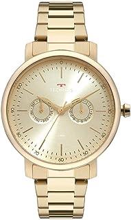 Relógio Technos Masculino Executive Dourado 6P25BT4D