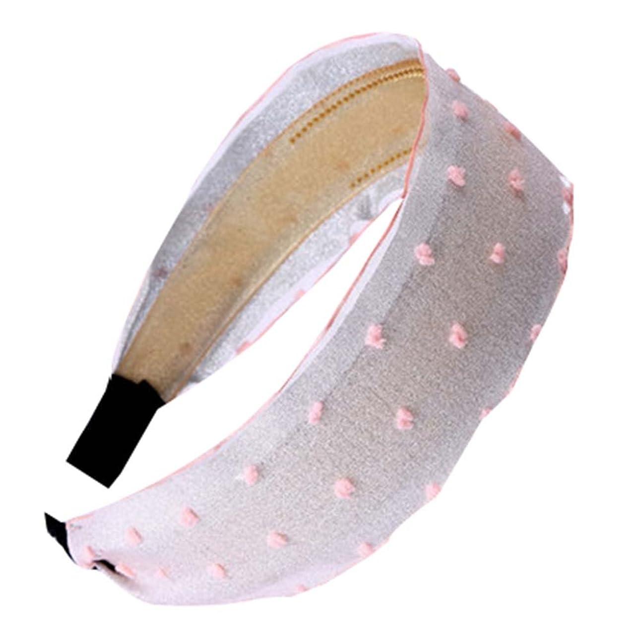 輸血ダニ遮るレースワイドエッジヘアフープヘッドバンドエレガントなヘアフープヘアアクセサリー