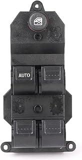 Mallofusa Interruptor de control maestro de ventana eléctrica de coche para Honda CRV 2002-2006 Civic 2001-2005