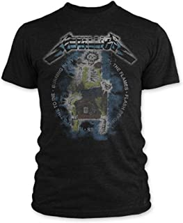 Metallica Vintage Electric Chair - Adult T-Shirt