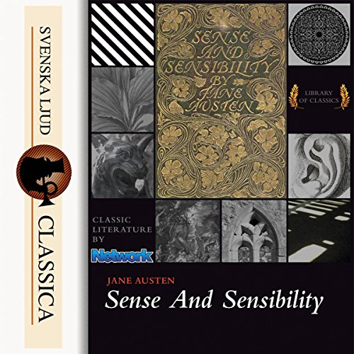 Sense and Sensibility Audiobook By Jane Austen cover art