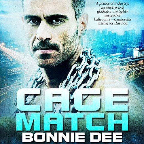 Cage Match audiobook cover art