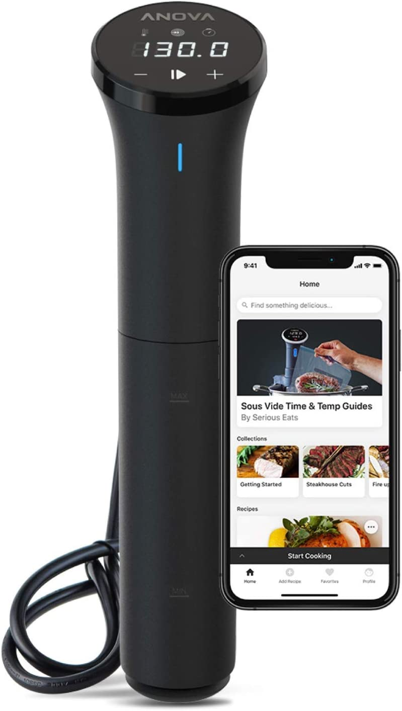 Anova Precision Cooker Nano is cheaper than other machines on the market