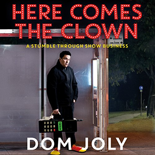 Here Comes the Clown audiobook cover art