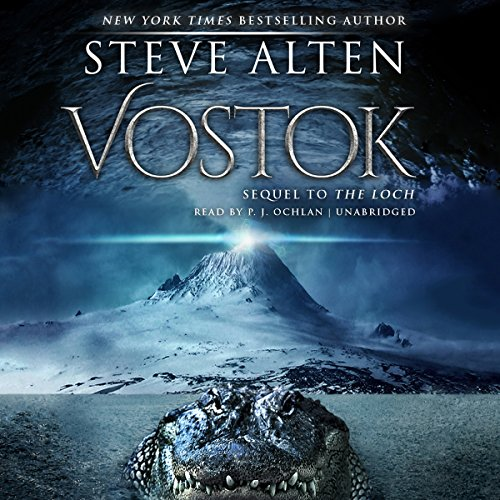 Vostok cover art