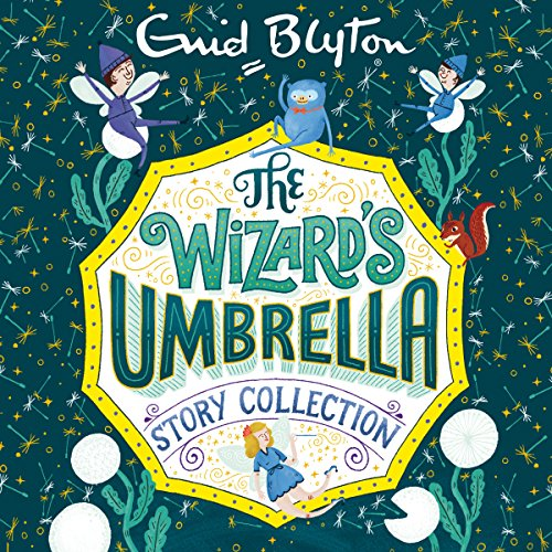 The Wizard's Umbrella Story Collection cover art
