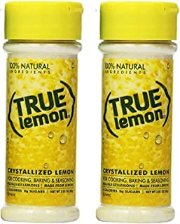 true lemon crystallized lemon