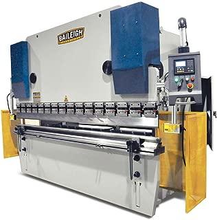 Baileigh BP-7098CNC CNC Hydraulic Press Brake, 3-Phase 220V, 7hp Motor, 70 Ton Pressure, 98