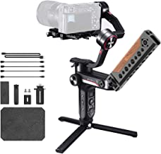 Zhiyun Weebill S Gimbal, Standard Package with Extra Moman Handgrip, 3-Axis Stabilizer-Gimbal-zhiyun-weebill-s for DSLR Camera