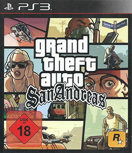 Grand Theft Auto: San Andreas - [PlayStation 3]