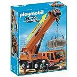 Playmobil - 9046 - Grue Mobile Géante