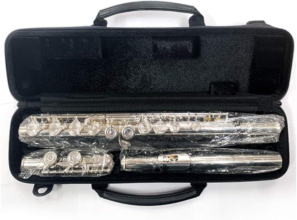 QXX New color Flute ,Standard Type C Major Flut sale Tune Beginner Western