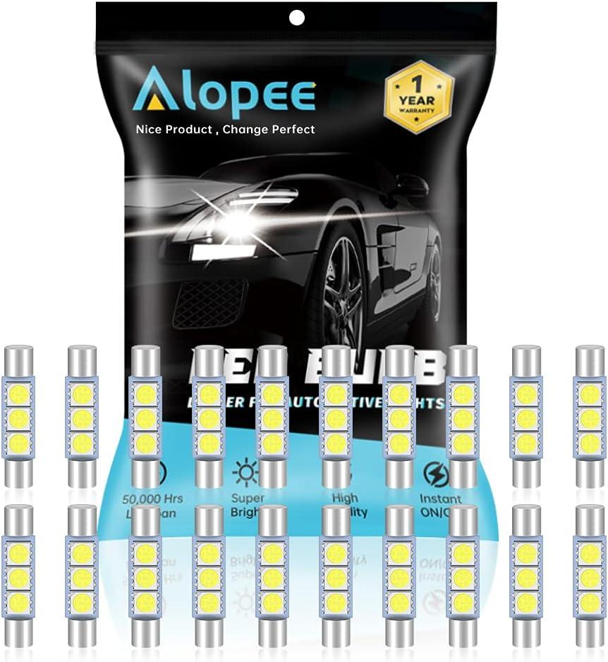 Automotive Lights & Lighting Accessories 1.18 12V LED Festoon ...