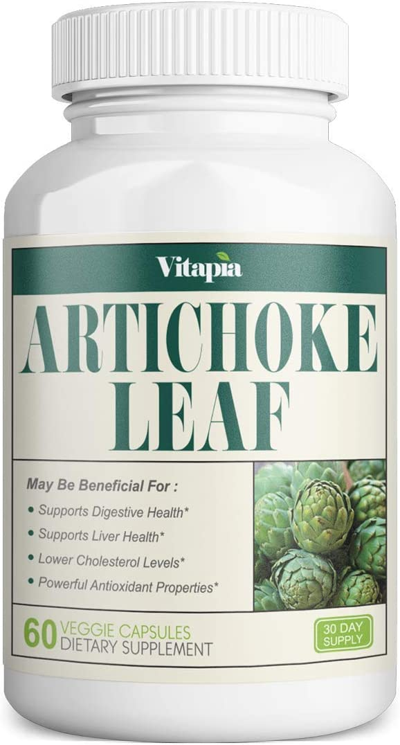 Max 86% OFF Vitapia Artichoke Leaf 1000mg 10000mg 10:1 Max 70% OFF per Serving - Extrac