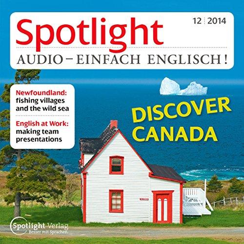 Spotlight Audio - Newfoundland. 12/2014 Titelbild