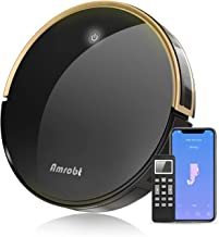 Robot Vacuum and Mop, Amrobt X9 Smart Sweeping & Mopping Robotic Vacuum Cleaner, 2000Pa Suction, Self Charging, Schedule C...