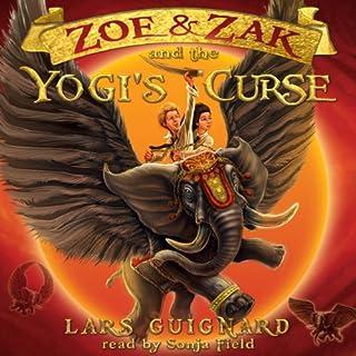 Zoe & Zak and the Yogi's Curse (Volume 2) audiobook cover art