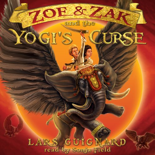 Couverture de Zoe & Zak and the Yogi's Curse (Volume 2)