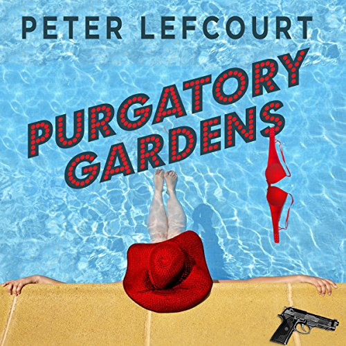 Purgatory Gardens audiobook cover art