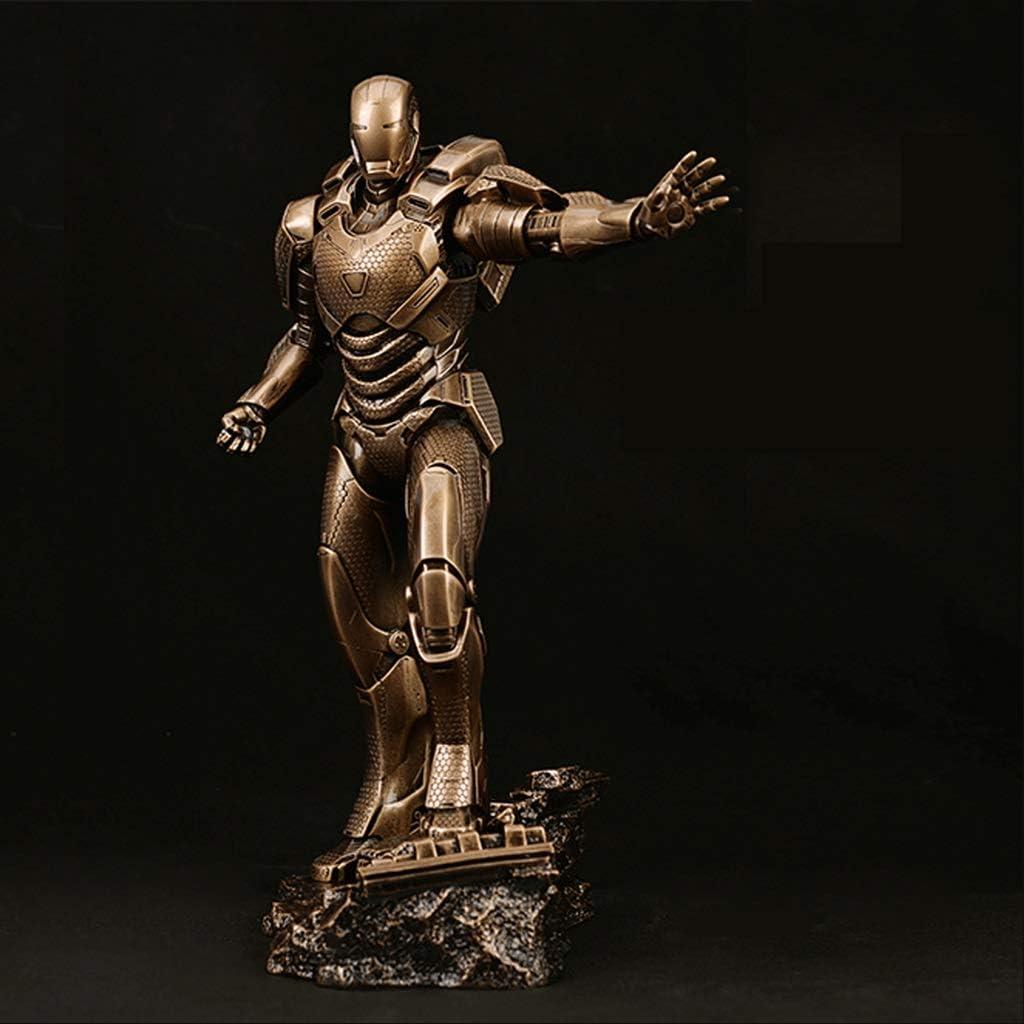 NYDZDM Anime Iron Ranking TOP18 Man MK39 Sculpture 2021 Toys GK 32 High Resin