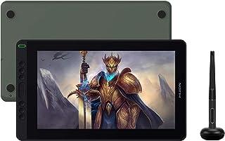 Huion Pen Display Kamvas 13 Graphics Drawing Tablet with Screen Full-Laminated, Battery-Free Tilt Function 8192 Pen Pressu...