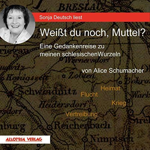 Weißt du noch, Muttel? Audiobook By Alice Schumacher cover art