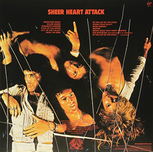 Queen – Sheer Heart Attack (Limited Edition) [Vinyl LP] - 2