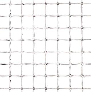Malla Electrosoldada Galvanizada 13x13 / 100 cm. Rollo 25