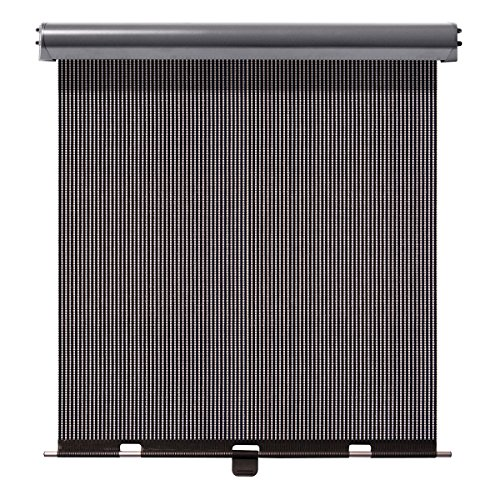 ITZALA Hitzeschutz-Markise für VELUX Dachfenster, M04, M06, M08, MK04, MK06, MK08, MK27, 304, Schwarz
