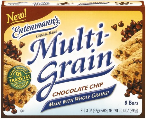 Entenmanns MultiGrain Cereal Bars