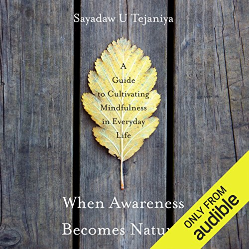 When Awareness Becomes Natural audiobook cover art