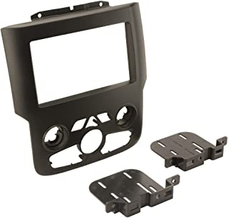 Scosche CR1297DDB 2013-UP Ram Full Size 1500-3500 with 8 Factory Screen Double DIN Dash Kit