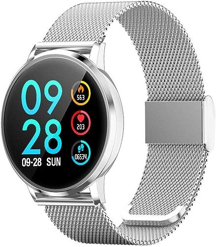 Fitness Tracker, Bracelet couleur écran intelligent IP67 étanche fréquence cardiaque mesure de la tension artérielle oxygène du sommeil surveillance du sommeil comptant les informations de suivi de mo