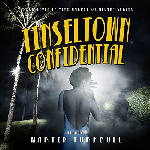 Tinseltown Confidential audiobook cover art