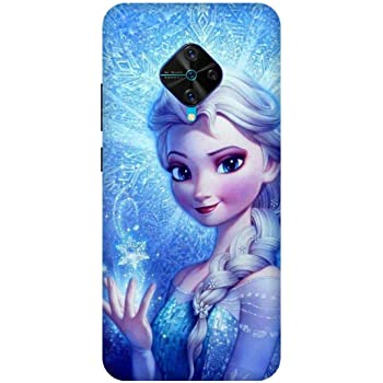 Disney Girl :: Cartoon :: VIVO S1 PRO Multicolor Mobile Back Cover