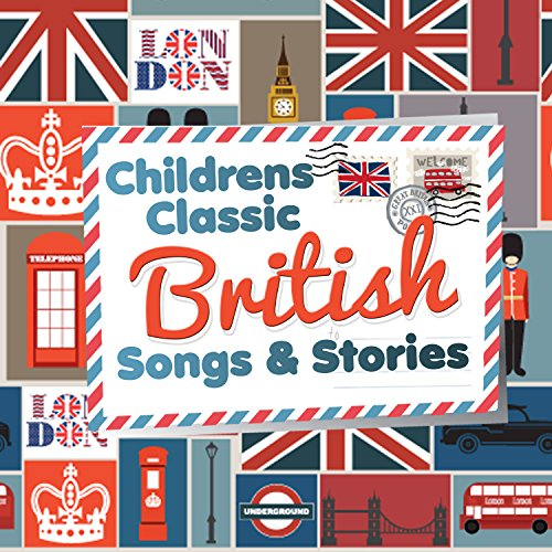 Children's Classic British Stories cover art