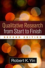 [(Qualitative Research from Start to Finish)] [By (author) Robert K. Yin] published on (August, 2015) Broché