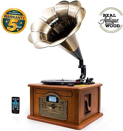 Amazon.es: gramófonos